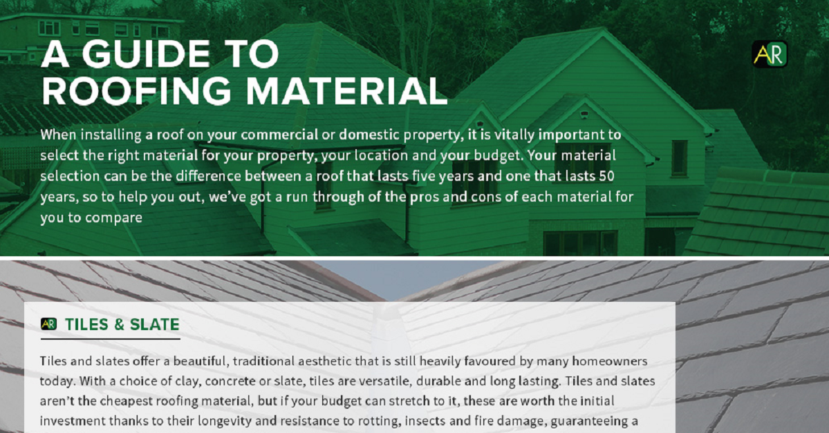 What Is The Best Material For Your Roof