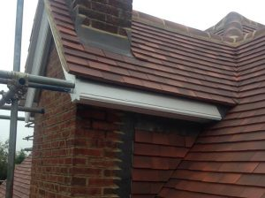 re-roofing in Harpenden