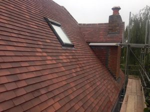 residential roof tiling in Harpenden